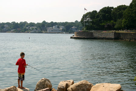 Branford Point Fishing