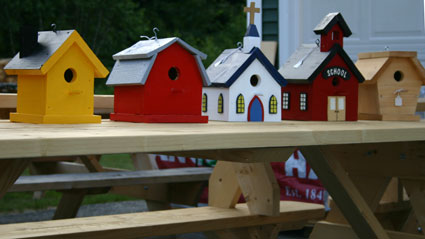 Custom Birdhouses