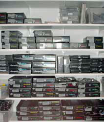 Stacks of Campagnolo