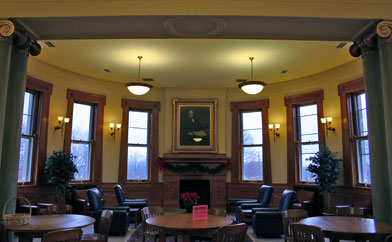 Blackstone Library Reading Room